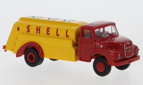 "Brekina MAN 635 Tankwagen ""Shell"" (45048)"