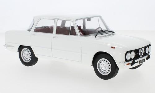 MCG Alfa Romeo Giulia Nuova Super (1974) weiß (18146)