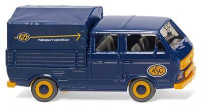 """VW T3 Doppelkabine """"ASG"""""""