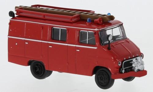 """Brekina Opel Blitz LF 8 rot """"Feuerwehr"""" (35801)"""