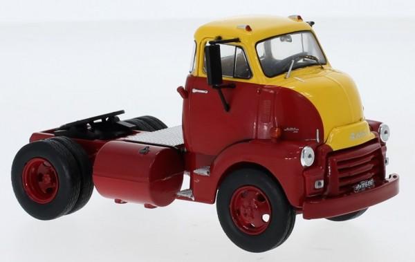 IXO GMC 950 COE Zugmaschine (1954) rot/gelb (TR081)