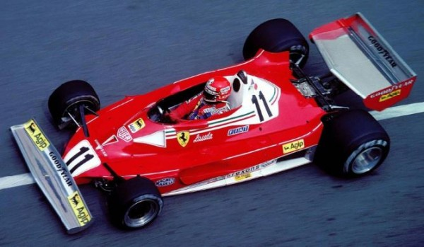 "MCG Ferrari 312 T2B, No.11, Scuderia Ferrari SpA SEFA Formel 1 ""N.Lauda"" (1977)"