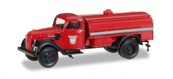 """Ford G 997 T Feuerwehrtankfrzg. """"Fw. Königsberg"""" (745352),"""