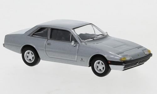 PCX87 Ferrari 365 GT4 2+2 (1972) silber (870134)
