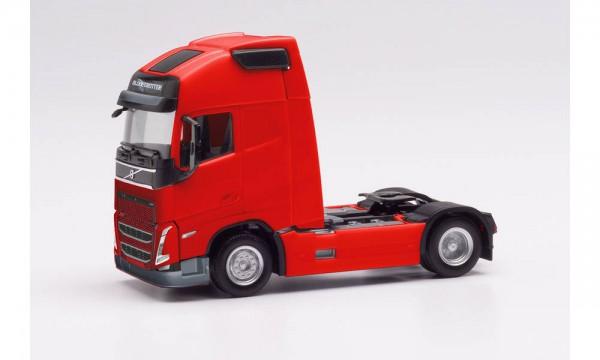 Herpa Volvo FH Gl. XL 2020 Erw. Ausstatt. Zgm. rot (313377)