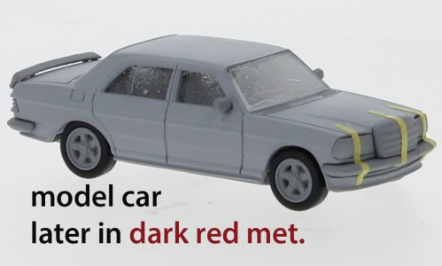 PCX87 Mercedes W123 AMG (1980) dunkelrot-met. (870178)