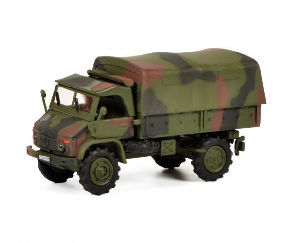"""Schuco Unimog S404 """"Bundeswehr"""" (26527)"""