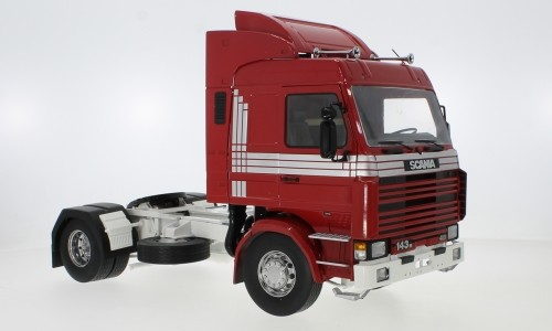 MCG Scania 143 Topline Zugmaschine (1987) rot (18142)