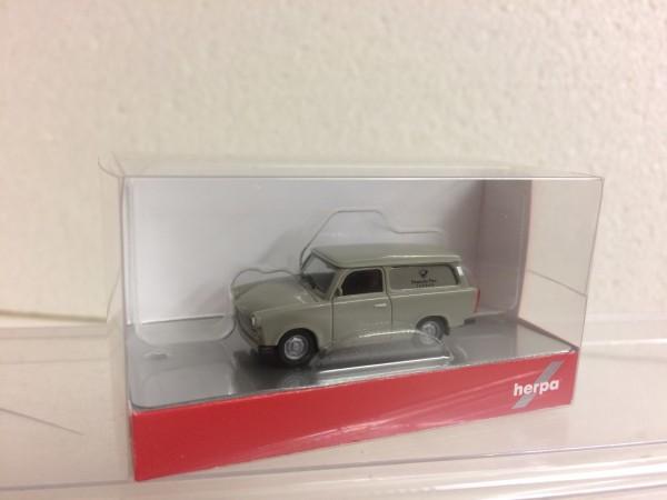 "Herpa Trabant 601 Universal ""Post"" grau (942782)"