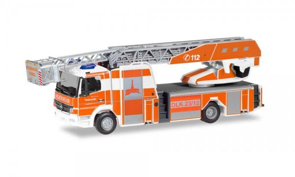 """Herpa Mercedes-Benz Atego `10 Rosenbauer DL """"Feuerwehr Kassel"""" (096119)"""