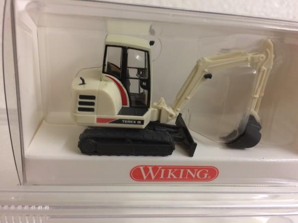 Schaeff Mini-Bagger HR 18 perlweiß