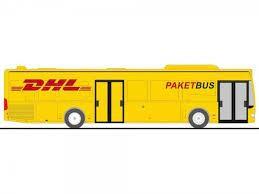 "Rietze MB Citaro E4 ""DHL Paketbus"" (66897)"
