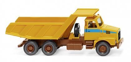 Wiking Volvo N10 Muldenkipper maisgelb (067106)