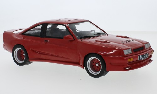 MCG Opel Manta B Mattig (1991) rot (18265)