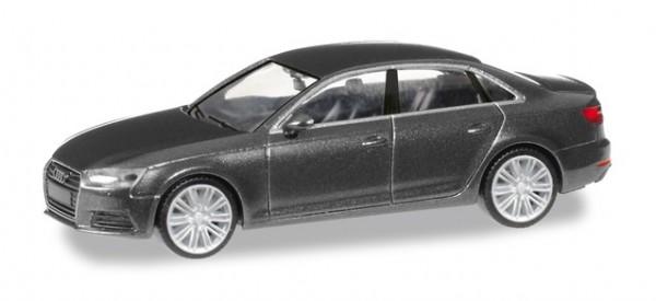 Herpa Audi A4 ® Limousine daytonagrau met. (038560-002)