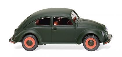 Wiking VW Brezelkäfer mattgrün (083018)