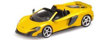 Minichamps: McLaren 675 LT Spider solis (870154434)