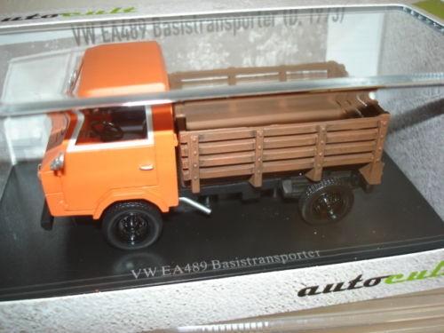 VW EA489 Basistransporter, orange in PC (08002)